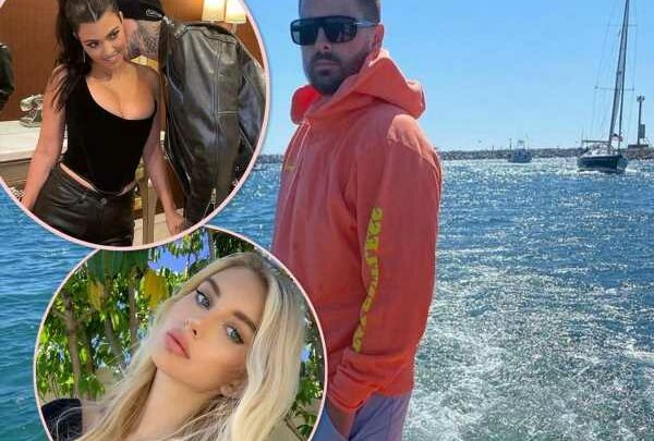Scott Disick 'Trying To Get Under Kourtney's Skin' With New Dating Rumors After Travis Barker Engagement