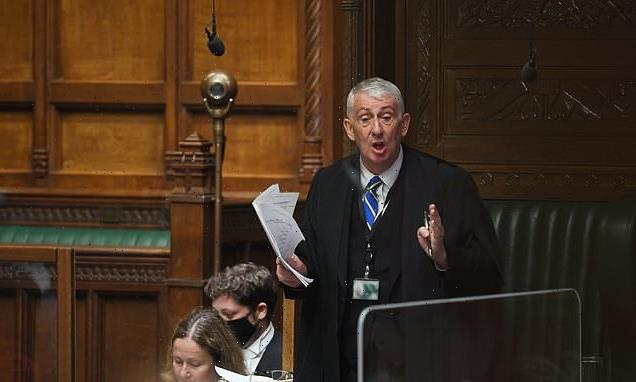Speaker Lindsay Hoyle 'will demand police protect MPs at surgeries'