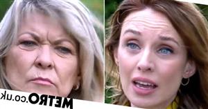 Spoilers: Andrea unleashes anger as Kim believes Jamie is alive in Emmerdale