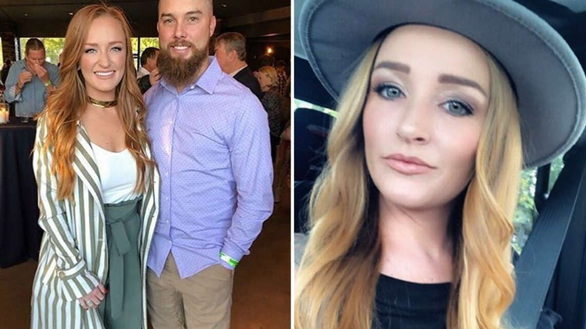Teen Mom Maci Bookout celebrates five years with husband Taylor & calls life 'crazy' amid feud with her ex Ryan Edwards