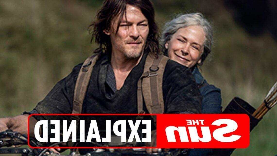 The Walking Dead Season 11 part 1 ending explained