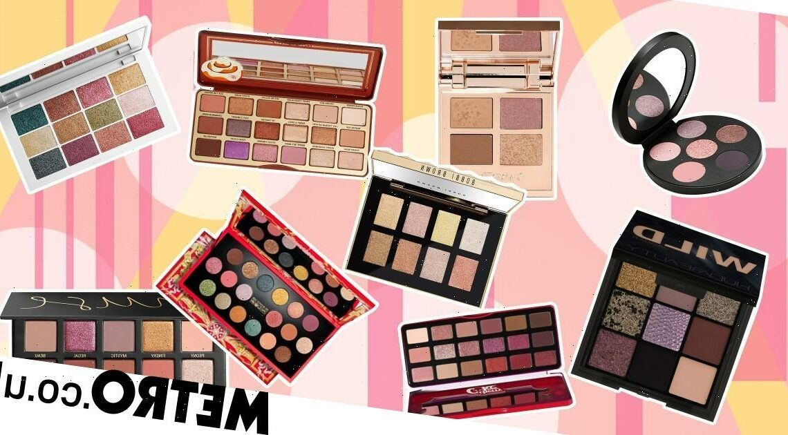 The perfect palettes to give this gifting season