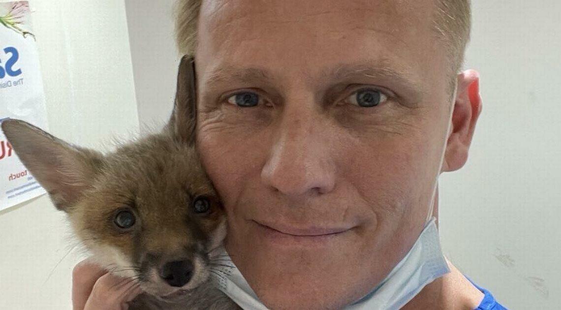 This Morning vet Dr Scott Miller's life off screen including stunning wife