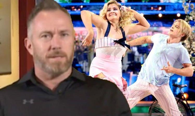 Tilly Ramsay's high Strictly score blasted by pro James Jordan 'NO WAY should she be top!'