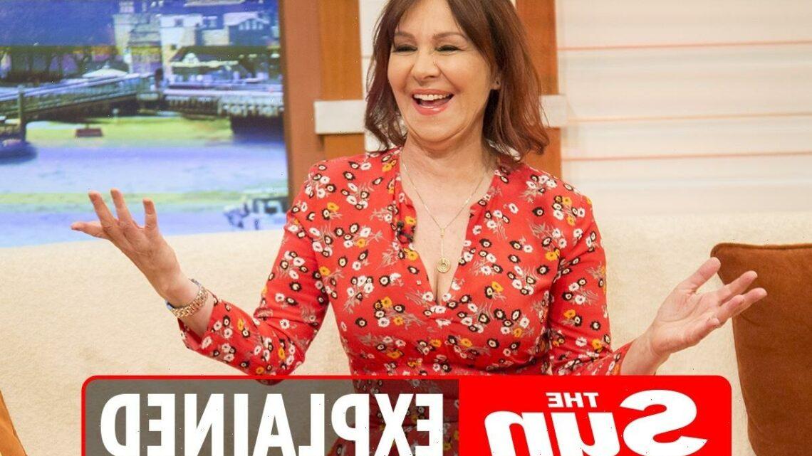 Who is 'Dancing On Ice judge' Arlene Phillips? – The Sun