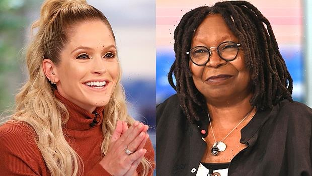 Whoopi Goldberg & Sara Haines Finally Respond To Meghan McCain Slamming 'The View' — Watch
