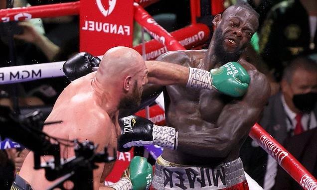 Wilder taken to hospital after Fury secures stunning KO win
